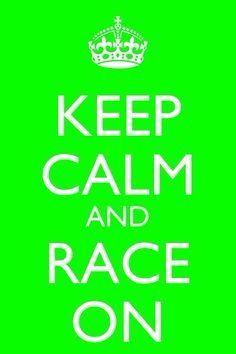 Race on...
