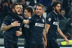 Inter Millan vs Juventus 05/16/2015 Serie A Preview, Odds and Predictions