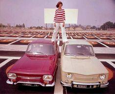 Renault R10 et R8