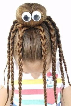 Hairstyles for school 24 Trends you need to know Lovely Easy Hairstyles for School Girls Kids Daughter. 24 Trends you need to know Lovely Easy Hairstyles for School Girls Kids Daughters Pigtail Box Braids Hairstyles, Trendy Hairstyles, Hairstyles Pictures, Church Hairstyles, Wedding Hairstyles, Birthday Hairstyles, Teenage Hairstyles, Hairstyles 2016, Hairstyles For Girls Easy