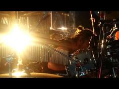 """Shannon Leto on stage at """"Rock the beach"""""""