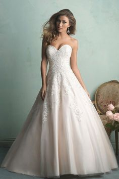 9153 Allure Bridals