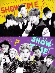 I LOVE EXO'S SHOWTIME!!!!!! <3