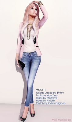 Adorn-1 | Fashion in Second Life