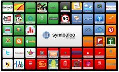 Symbaloo  A website that keeps track of your favorite sites.