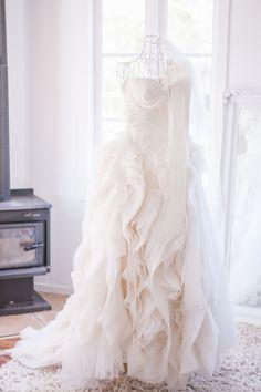 fcd959d3fef4 Vera Wang, Diana Organza Size 8 Wedding Dress For Sale | Still White  Australia Diana