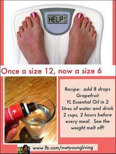 grapefruit essential oil for weightloss
