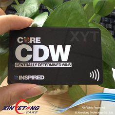 13.56MHZ  Ultralight C RFID Smart Card Printable