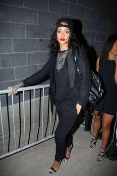 Rihanna's Best Fashion Moments - Celebrity Street Style