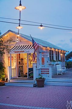 Shrimp Shack Cafe - Florida