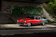 1956 Oldsmobile 98 by AmericanMuscle on DeviantArt