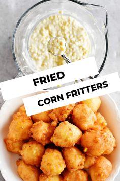 Corn Fritter Recipe - The Gunny Sack