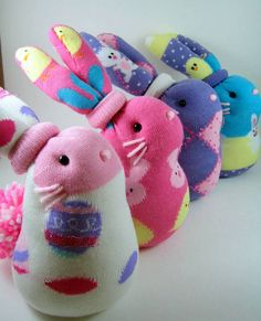 Sock Bunnies1 | Flickr - Photo Sharing!