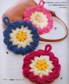 maniques-fleurs