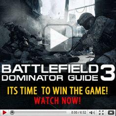 Battlefield 3 Guide