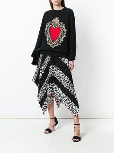 Dolce & Gabbana Sacred Heart セーター