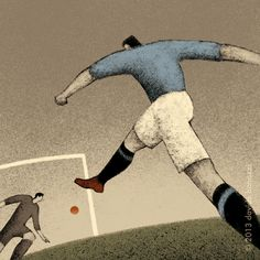 Italy, 1934: Italy 2-1 Czechoslovakia Angelo Schiavio scores the match point.
