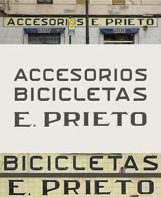 Accesorios-Bicicletas E. Prieto. Valencia