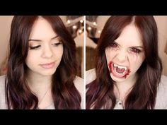The Vampire Diaries: Halloween Makeup Tutorial! - YouTube | A ...