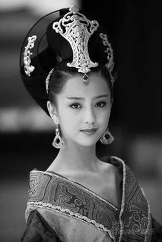 Beautiful chinese woman.