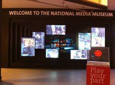 National Media Museum in Bradford