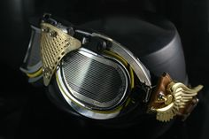 You searched for steampunk Steampunk Motorcycle, Steampunk Goggles, Breathing Mask, Fashion Themes, Retro Futuristic, Image Search, Cool Style, Fantasy, Modern
