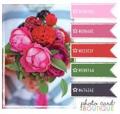 Cool Colors Palette · 3.17.2012