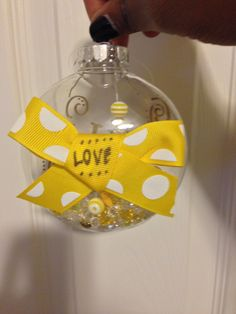 Random Act of Kindness Ornaments