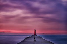 Beautiful photo of Sheboygan, WI lighthouse and Lake Michigan Sheboygan Wisconsin, Sheboygan County, Wonderful Places, Great Places, Moon On The Water, Photos For Sale, Lake Michigan, Summertime, Surfing
