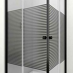 Eckdusche »Trento Black«, variabel verstellbar 80 - 90 cm, Duschkabine online kaufen | OTTO Room Divider, Decor, Home Decor, Furniture