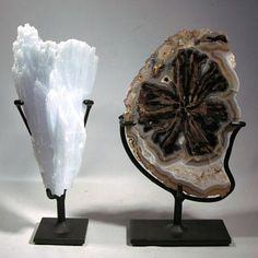 Mineral Specimen Custom Display Stands