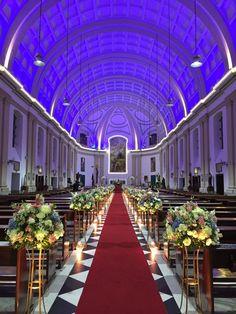 Igreja São Francisco Xavier Casamento Vivi e Marcell