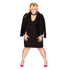 "Actress entrepreneur and now designer! @rebelwilson is launching a new clothing line @rebelwilsonxangels for the underserved size-14-and-up market. ""I was a young woman making money and there were no clothes to buy"" she says. ""It felt like if you were a different size designers didn't care about you."" The line arrives in major department stores this summer. Click the link in our bio for the full interview a sneak peek into our August issue.  via INSTYLE MAGAZINE OFFICIAL INSTAGRAM - Fashion…"