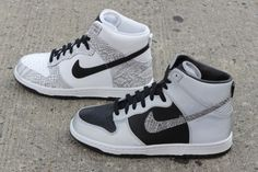 best website 1182d a262a Nike Dunk High Sp (Cocoa Snake Pack) - Sneaker Freaker