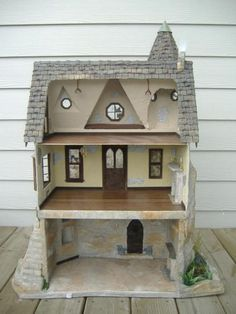 Orchid Cottage - The Greenleaf Miniature Community