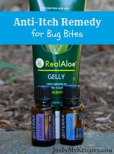 Three ingredient natural formula to help calm and cool bug bites. Try this the next time your kids are scratching those welts like crazy.