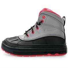 NIKE WOODSIDE 2 HIGH (PS) LITTLE KIDS 524877-003 SIZE 1 Nike.