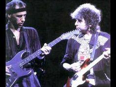 Best version of Knockin on heavens door - With Bob Dylan & Mark Knopfler- Dunblane Massacre version. March 13, 1996.