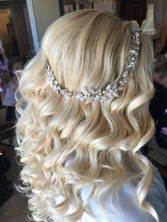 Updos, Bridal Hair, Special Occasion, Hair Styles, Beauty, Up Dos, Hair Plait Styles, Hairdos, Haircut Styles