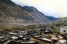 Nepal - Annapurnas - Région du Mustang