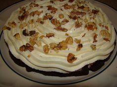 Prajitura cu nuca si caramel – Flori's Kitchen Caramel, Cake, Desserts, Photos, Sticky Toffee, Tailgate Desserts, Candy, Deserts, Pictures