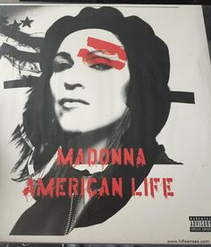 American Life by Madonna, Vinyl