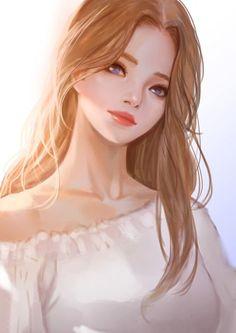 Study, TaeKwon Kim / A-rang - Moyiki Sites Pretty Anime Girl, Beautiful Anime Girl, Kawaii Anime Girl, Anime Art Girl, Manga Girl, Beautiful Girl Drawing, Anime Girl Drawings, Cool Anime Girl, Girl Cartoon