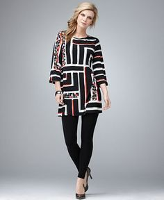 Stylish tunic from Macy's for @MaidenJane.