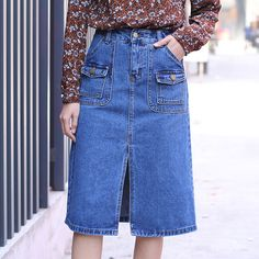 http://babyclothes.fashiongarments.biz/  Yichaoyiliang Women High Waist Knee Length Denim Skirt Front Pockets Sexy Slit Preppy Style Girls Jeans Skirt Casual Bottoms, http://babyclothes.fashiongarments.biz/products/yichaoyiliang-women-high-waist-knee-length-denim-skirt-front-pockets-sexy-slit-preppy-style-girls-jeans-skirt-casual-bottoms/, ,    Return Policy      Cause        How to prove          Pay for return shipping fee         NOTE      Quality Issue       Send photos       Seller…