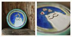 Karolina-G / obrazek-kafel / tile /// http://karolina-g.blogspot.com/2014/07/zakochane-koty.html