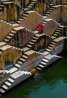 """Ancient aliens 816910819886648824 - """" Stepwell, Jaipur, India Source by mifuguemiraison Cultural Architecture, Ancient Architecture, Amazing Architecture, Indian Architecture, Mvc Architecture, Enterprise Architecture, Architecture Portfolio, Ancient Aliens, Stairway To Heaven"""