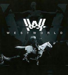 Westworld on HBO....starring Evan Rachel Wood, James Marsden, Ed Harris, Anthony Hopkins, Luke Hemsworth, Thandie Newton, Jeffery Wright and more