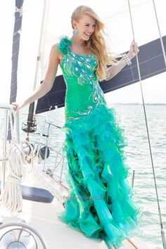 Lime Green Prom Dresses | Best Prom Dresses > Lime Green Prom Dresses > Sexy lime green one ...