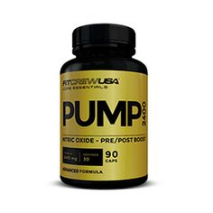 From the makers of genuine and effective men's health products, #FitCrew USA has newly invented #PUMP2400, an intensive and natural pre-boost #nitricoxide supplement that mainly increases energy and endurance towards workout to help maximize performance and achieve enhancement and growth of #muscles.
